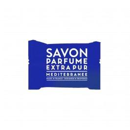 COMPAGNIE DE PROVENCE Mini mýdlo Středozemní moře 25 g, modrá barva, papír