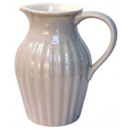 IB LAURSEN Džbán Mynte Latte 1,7 l, béžová barva, keramika