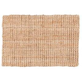 IB LAURSEN Jutový koberec Nature 60x90, hnědá barva, textil