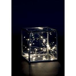IB LAURSEN Světelný LED drátek pro venkovní použití 4m, bílá barva, plast, dráty