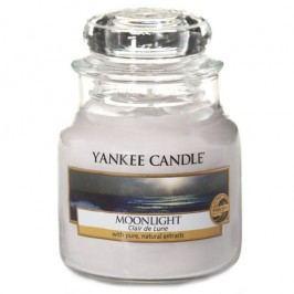 Yankee Candle Svíčka Yankee Candle 104gr - Moonlight, béžová barva, sklo, vosk