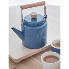 Garden Trading Smaltovaná konvice Dorset Blue, modrá barva, smalt