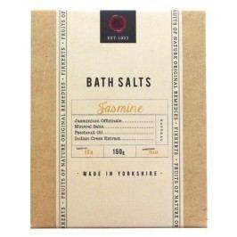 FIKKERTS Koupelová sůl Jasmine 150g, béžová barva