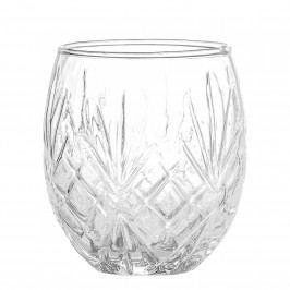 Bloomingville Sklenička Clear Glass, čirá barva, sklo 400 ml