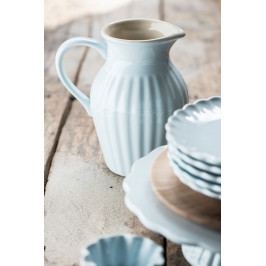 IB LAURSEN Džbán Mynte Stillwater 1,7 l, modrá barva, keramika