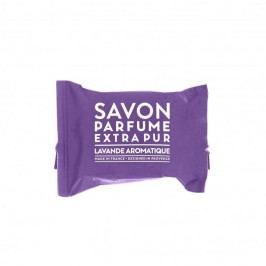 COMPAGNIE DE PROVENCE Mini mýdlo Levandule 25g, fialová barva