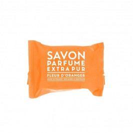 COMPAGNIE DE PROVENCE Mini mýdlo Pomerančový květ 25g, oranžová barva