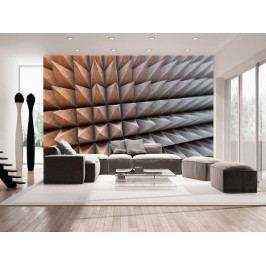 Murando DeLuxe 3D fototapeta -Hroty 150x105 cm