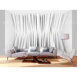 Murando DeLuxe Bílá rovnováha 150x105 cm