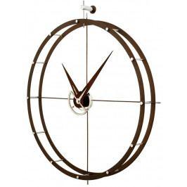 Designové nástěnné hodiny Nomon Doble ON 80cm