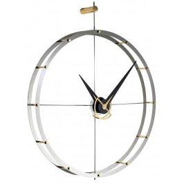 Designové nástěnné hodiny Nomon Doble OG 80cm