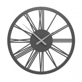 Designové hodiny 10-207 CalleaDesign 60cm bílá-1 - RAL9003