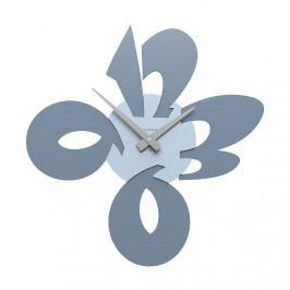 Designové hodiny 10-104 CalleaDesign 50cm bílá-1 - RAL9003