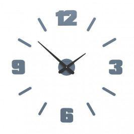 Designové hodiny 10-305 CalleaDesign Michelangelo M 64cm bílá-1 - RAL9003