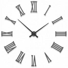 Designové hodiny 10-310 CalleaDesign 124cm bílá-1 - RAL9003