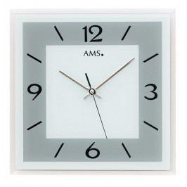 Nástěnné hodiny 9573 AMS 30cm