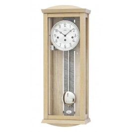 Luxusní kyvadlové mechanické nástěnné hodiny 2745 AMS 66cm