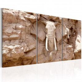 Murando DeLuxe Sloní strážce 120x60 cm