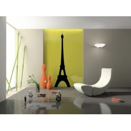 Eiffelova věž (50 x 15 cm) -  Dekorace na zeď