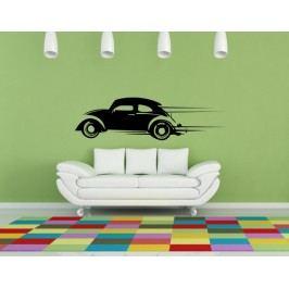 New Beetle (60 x 17 cm) -  Samolepka na zeď