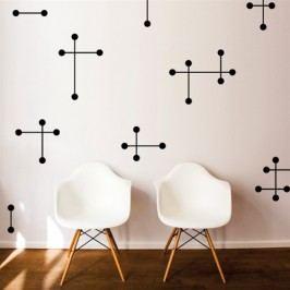 Retro set - Dekorace na stěnu