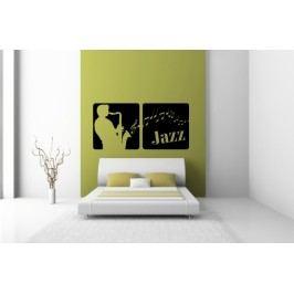 Jazz (50 x 24 cm) -  Samolepka