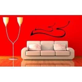 Aero design (60 x 25 cm) -  Dekorace na stěnu
