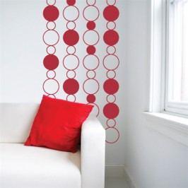 Kruhový řetěz - Samolepka na zeď