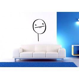 Meme No problem (60 x 36 cm) -  Samolepka na zeď