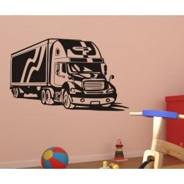 Nákladní automobil (60 x 36 cm) -  Dekorace na stěnu