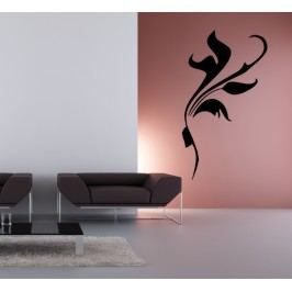 Fiore design (60 x 40 cm) -  Samolepka na zeď