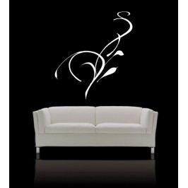 Grass design (50 x 44 cm) -  Samolepka na stěnu
