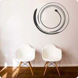 Zakulacenina (50 x 45 cm) -  Dekorace na zeď