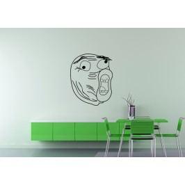 Meme Drinkers (60 x 49 cm) -  Samolepka na stěnu