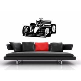 Formule F1 (98 x 57 cm) -  Samolepka na zeď
