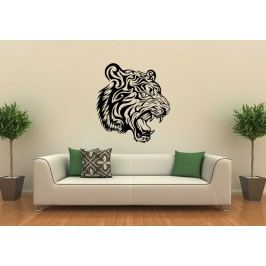 Hlava tygra (60 x 57 cm) -  Dekorace na stěnu