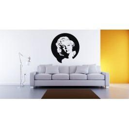 Marilyn Monroe 2 (60 x 57 cm) -  Dekorace na zeď