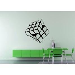 Rubikova kostka (60 x 57 cm) -  Samolepka