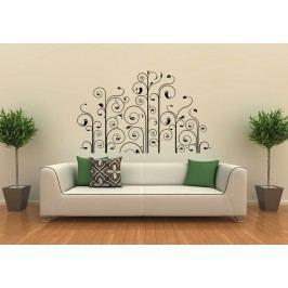 Květina Jin Jang (98 x 60 cm) -  Dekorace do bytu