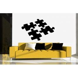 Puzzle (98 x 65 cm ) -  Samolepka