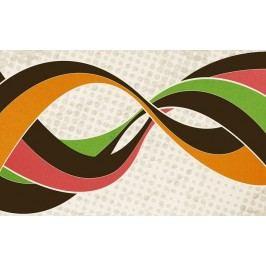 Barevné pruhy (60 x 37 cm) -  Plakát na zeď