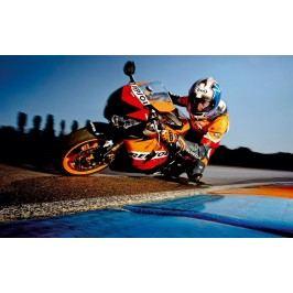 Motorkář (60 x 37 cm) -  Plakát na zeď