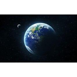 Planeta Země (60 x 37 cm) -  Plakát