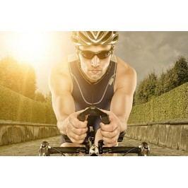 Cyklista (60 x 40 cm) -  Plakát na zeď