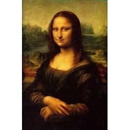 Mona Lisa (60 x 40 cm) -  Plakát na zeď