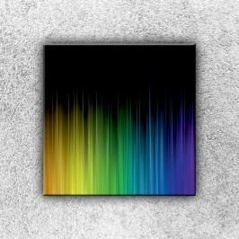 Abstrakce duhy 1 (30 x 30 cm) -  Jednodílný obraz