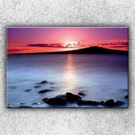 Červánky nad mořem (120 x 80 cm) -  Jednodílný obraz