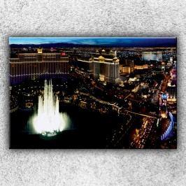Las Vegas Nevada (120 x 80 cm) -  Jednodílný obraz