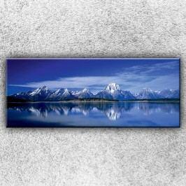 Panorama hor 1 (150 x 60 cm) -  Jednodílný obraz