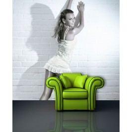 Svůdná žena 2 (126 x 82 cm) -  Fototapeta